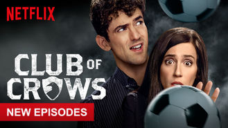 Netflix Box Art for Club of Crows - Season 3