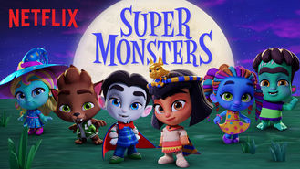 Netflix Box Art for Super Monsters - Season 1