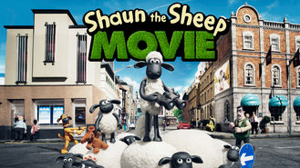 Netflix Box Art for Shaun the Sheep Movie