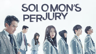 Netflix Box Art for Solomon's Perjury - Season 1