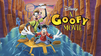 Netflix box art for A Goofy Movie
