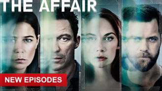 Netflix box art for The Affair - Season 3