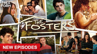 Netflix box art for The Fosters - Season 4