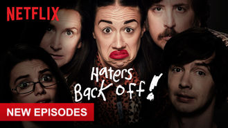 Netflix box art for Haters Back Off - Season 2