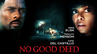 Netflix Box Art for No Good Deed