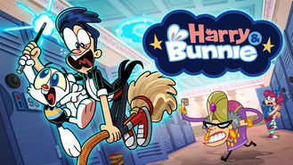 Netflix box art for Harry & Bunnie - Season 1